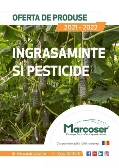 Catalog Ingrasaminte si Pesticide
