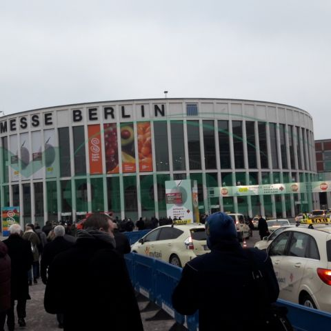 Targul International Fruit Logistica, Germania
