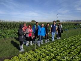 Marcoser la Seed Meets Tehnology Olanda 2