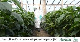 Utilizati echipament de protectie