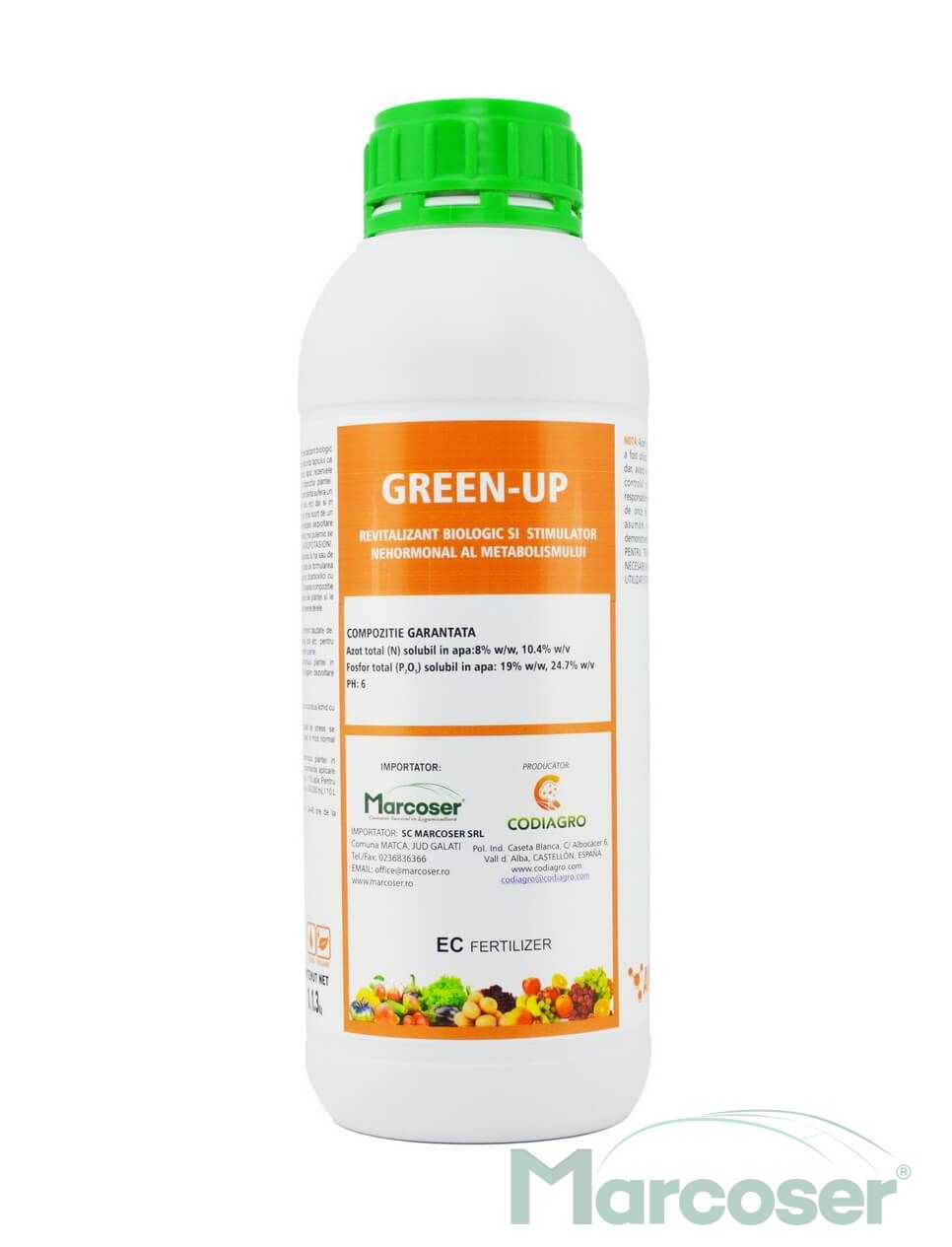 GREEN-UP-500ML