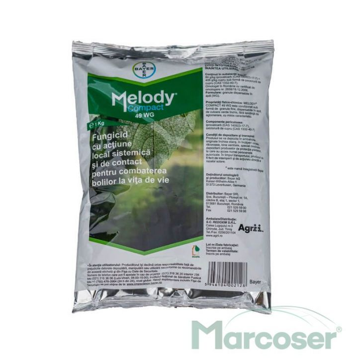 MelodyCompact 49 WG-1Kg